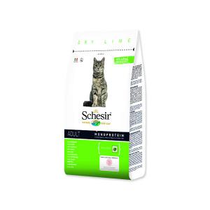 SCHESIR Cat Maintenance jehněčí 1,5kg