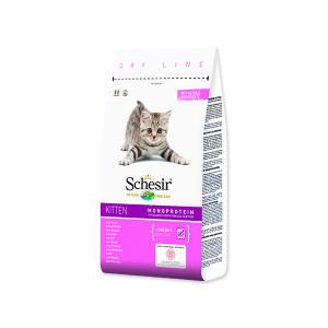 SCHESIR Cat Kitten kuřecí 1,5kg