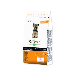 SCHESIR Dog Small Adult Maintenance kuřecí 800g