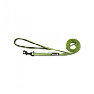 Vodítko Alcott reflexní zelená L 183 cm/24 mm