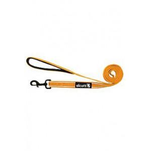 Vodítko Alcott reflexní oranžová L 183 cm/24 mm