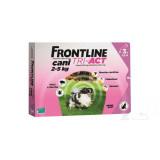 Frontline Tri-act Spot-on XS (do 2,5kg) 1 pipeta