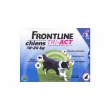 Frontline Tri-act Spot-on M (10-20 kg) 1 pipeta