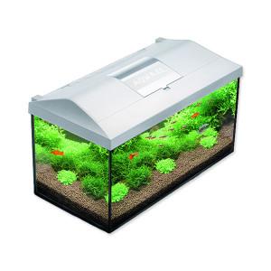Akvárium set AQUAEL LEDDY 40 bílé 25l