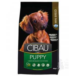 CIBAU Dog Puppy Mini 800 g