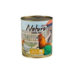 TOBBY konz. Natural Chicken 850 g