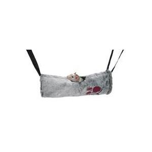 Pelech hlodavec závěsný textil 2v1 tunel/hamak RW 40 x 35 cm