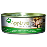 Konzerva APPLAWS Cat Tuna Fillet & Seaweed 70g