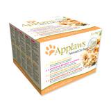 Konzervy APPLAWS Cat Chicken Selection multipack 840g