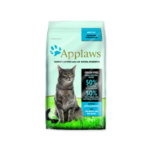 APPLAWS Cat Ocean Fish & Salmon 350g