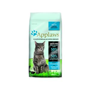 APPLAWS Dry Cat Ocean Fish & Salmon 1,8kg