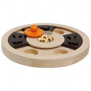Interaktivní dřevěná hračka HERA 25x5cm