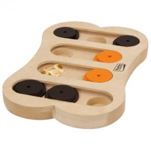 Interaktivní dřevěná hračka APOLLO 30x20cm