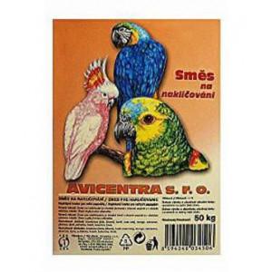 Avicentra nakličovací směs pro velké papoušky 25 kg