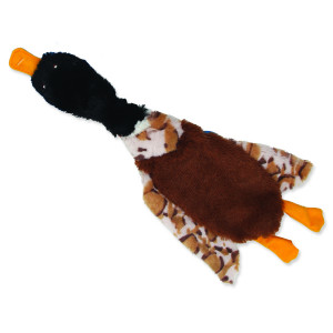 Hračka DOG FANTASY Skinneeez šustící pták 35 cm 1ks