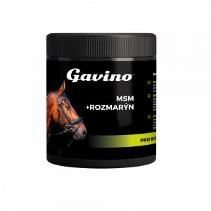 Gavino MSM+Rozmarýn 500g