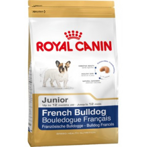 Royal canin Breed Fr. Buldoček Junior 3 kg