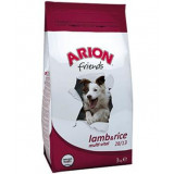 Arion Dog friends Lamb Rice multi vital 15 kg