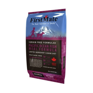 First Mate Dog Pacific Ocean Fish Senior 6,6 kg