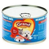 GRAND konzerva štěně speciální mas.směs 405 g