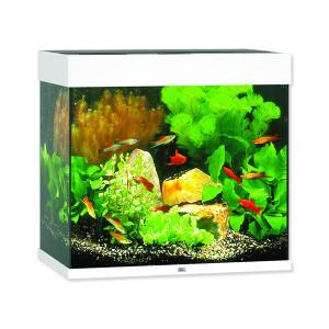 Akvárium set JUWEL Lido LED 120 bílá 120l