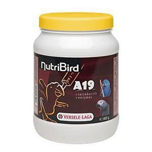 VL Krmivo pro papoušky NutriBird A 19 HE dokrm 800 g