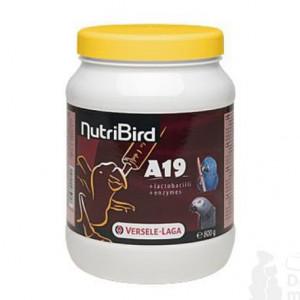 VL Krmivo pro papoušky NutriBird A19 dokrmování 800 g