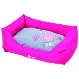 Pelíšek ROGZ Spice Podz Pink Paw S 1ks