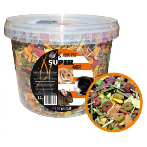 FINE PET Super Mix Hlodavec 1,2 kg
