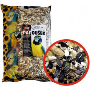 FINE PET Super Mix Velký papoušek 1,4 kg