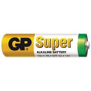 Náhradní baterie DOGTRACE GP Super Alkaline 1,5V AA 2ks