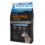 Maxima Dog Junior Grain Free 3 kg