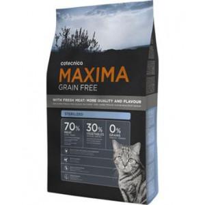 Maxima Cat Adult Sterilized Grain Free 3 kg