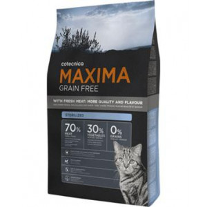 Maxima Cat Adult Sterilized Grain Free 1 kg