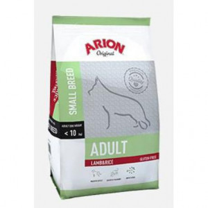 Arion Dog Original Adult Small Lamb Rice 3 kg