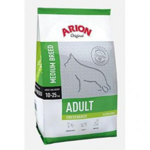 Arion Dog Original Adult Medium Chicken Rice 3 kg