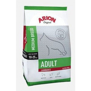 Arion Dog Original Adult Medium Lamb Rice 12 kg