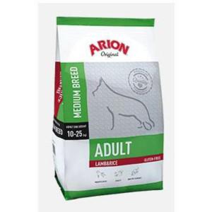 Arion Dog Original Adult Medium Lamb Rice 3 kg