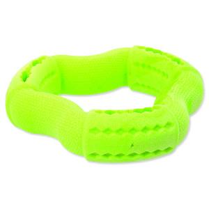 Hračka DOG FANTASY FTPR kruh na pamlsky zelený 12 cm 1ks