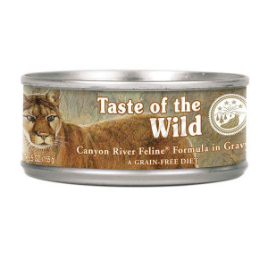 Taste of the Wild konzerva Canyon River Feline 155 g