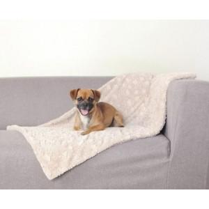 Deka pro psy COSY béžový plyš 70x50 cm TR