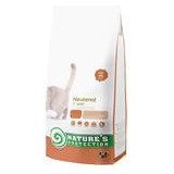 Nature's Protection Cat Dry Neutered 400 g