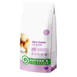 Nature's Protection Dog Dry Junior Mini 500 g