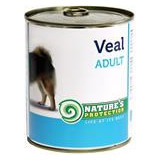 Nature's Protection Dog konzerva Adult telecí 800 g