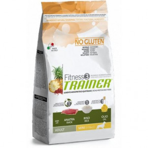 Trainer Fitness Adult Mini No Gluten Duck Rice 7,5 kg