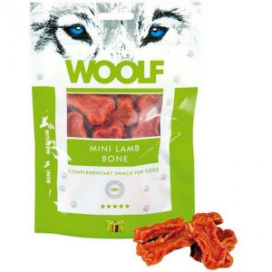 WOOLF pochoutka mini lamb bone 100 g