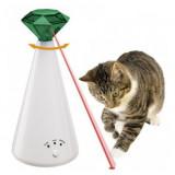 Hračka kočka Laser Phantom 10x21 cm FP