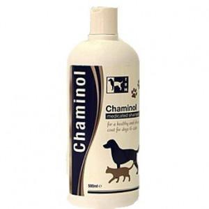 TRM Chaminol Medicated šampon pro psy a kočky 500ml