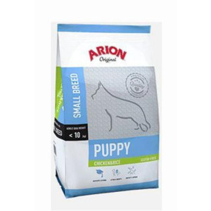 Arion Dog Original Puppy Small Chicken Rice 3 kg