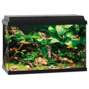 Akvárium set JUWEL Primo LED 70 černé 70l